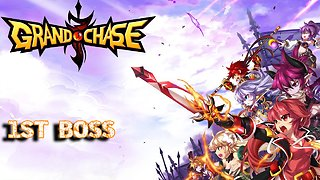 Grand Chase - First Boss - Video