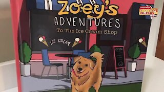Zoey's Adventures to the Ice Cream Shop   Morning Blend