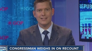 Charles Benson speaks with Sean Duffy about recount, 2018 race, Trump's carrier deal - Video