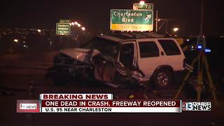 Troopers: Man killed in crash on U.S. 95, near Charleston