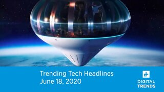 Trending Tech Headlines - Twitter Adds Voice Tweets | 6.18.20