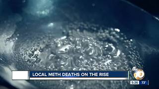 New Report on Meth Stats in San Diego County - Video
