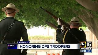 Arizona DPS honors 29 fallen troopers in memorial ceremony - Video
