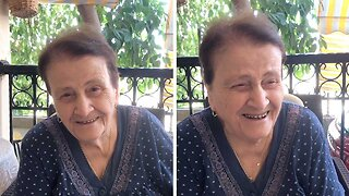 ADORABLE GRANDMA GAINS THOUSANDS OF INTERNATIONAL FANS AS SHE STRUGGLES TO SAY THE NAMES OF CELEBRITIES AND FAMOUS CARS