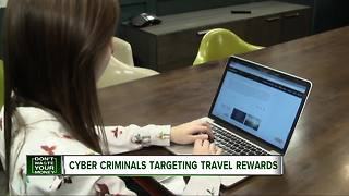 Beware of dark web travel scams that steal your airline miles or points - Video