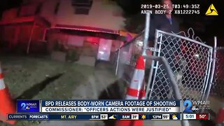 Body camera footage shows moments leading up to deadly police-involved shooting