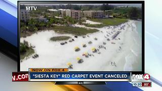 Siesta Key event canceled because of protest - Video