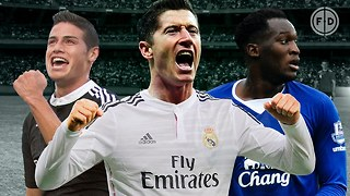 Robert Lewandowski to Real Madrid for €75m? | Transfer Talk - Video