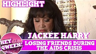 Hey Qween! Highlight: Jackee On Losing Friends During The AIDS Crisis - Video
