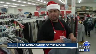 Meet this month's Arc Ambassador Eddie Gaona