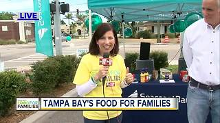 Positively Tampa Bay: Food For Families - Video