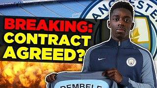 Has Ousmane Dembele Agreed To Join Manchester City Over Barcelona?! | Transfer Talk