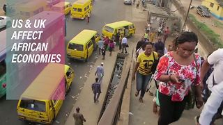 Immigration reforms in the West affect remittances - Video
