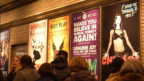 Theater Fan Collects Best Broadway Memories!
