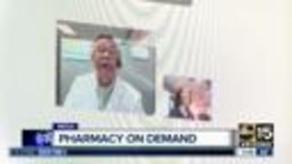 Pharmacy on demand with a kiosk - Video