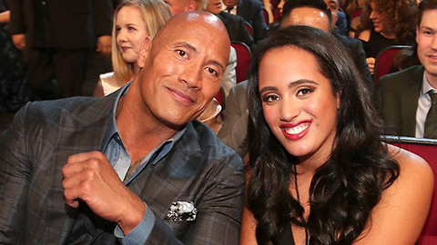 The Rock's Daughter JOINING the WWE!?