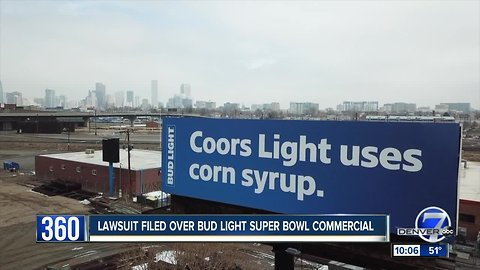 MillerCoors sues Anheuser-Busch over 'misleading' corn syrup ads