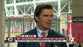 Not everyone is sad about the Opening Day delay - Video