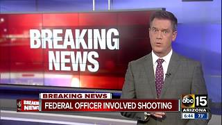 FBI investigating shooting involving federal officer along SR 89 near Sedona - Video