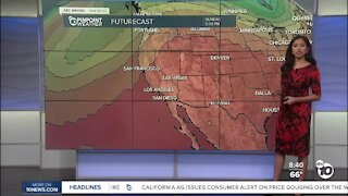 ABC 10News Pinpoint Weather for Sat. Sept. 12, 2020