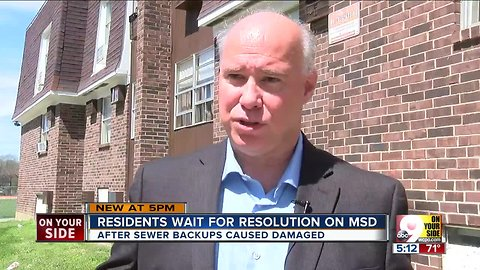 MSD fix can't come soon enough for those affected by sewer backups