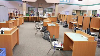 The search continues for a new superintendent for the Grand Ledge schools.