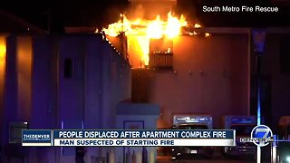 Apartment fire breaks out at Jeffco building