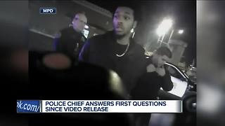 Police Union President: Tasing Sterling Brown might have been the right thing to do - Video
