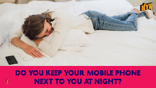 Top 3 Reasons For Not Using Mobile Phones Before Sleeping