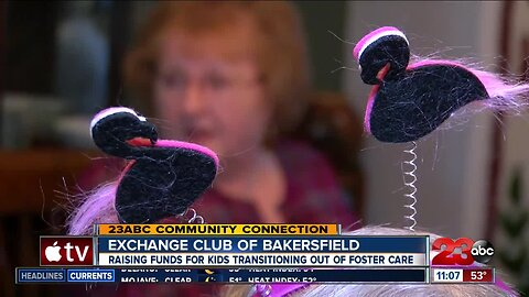 Exchange Club of Bakersfield raising funds for foster children