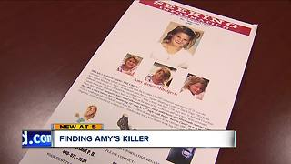 Finding Amy's killer - Video