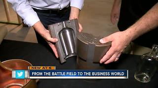Florida program helps veterans go from the battlefield to the business world - Video