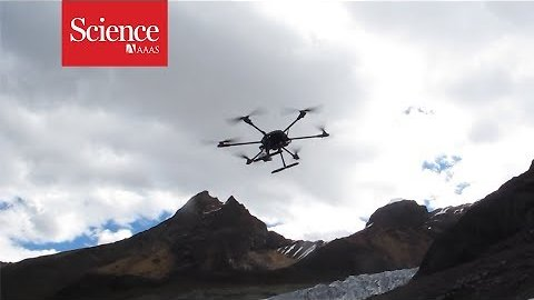 This high-flying drone can soar up to 6000 meters above sea level