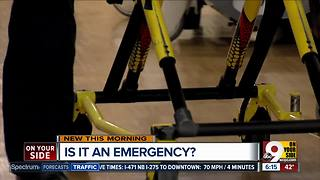 Insurer doesn't want to pay for non-emergency ER visits