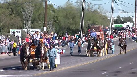 Full 2020 Tucson Rodeo Parade