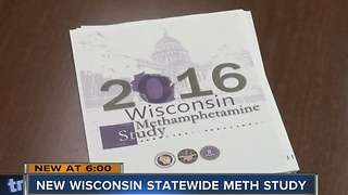 Study shows meth use growing in Wisconsin - Video