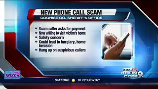 CCSO warning of potential new scam - Video