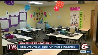 Students get one-on-one attention at Hoosier Academy - Video