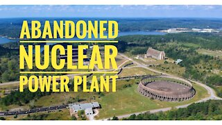 Abandoned Nuclear Power Plant   Yellow Creek, MS