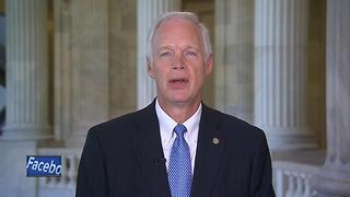 Sen. Johnson: health care bill needs review - Video