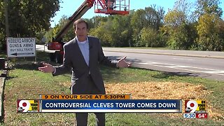 DWYM: Cleves 5G tower comes down