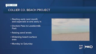 Collier County Beach Project