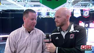 Mav Morning Skate: UNO Hockey vs. Western Michigan preview - Video
