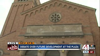 Debate over future development at Country Club Plaza