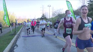 Towpath Trail races return after coronavirus pandemic