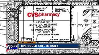 Appeal withdrawn for State Street CVS pharmacy - Video