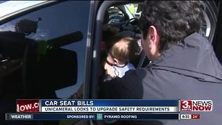 NE lawmakers look at child restraint laws - Video