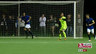 Creighton Men's Soccer vs. UNO - Video