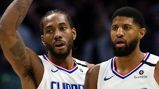 Kawhi Leonard's Trainer Openly TRASHES Paul George, Montrezl Harrell After Lakers Win