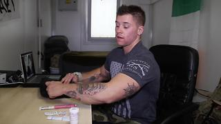 The Cost Of Banning Transgender Troops - Video